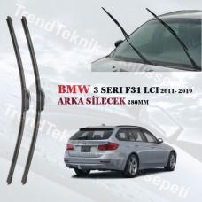 Silecek Seti BMW 3 F31 LCI 2011-2019 RBW  ARKA 280 MM HS501