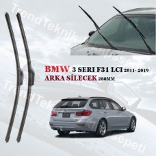 SILECEK BMW 3 F31 LCI 2011-2019 RBW  ARKA SILECEK 280 MM HS501