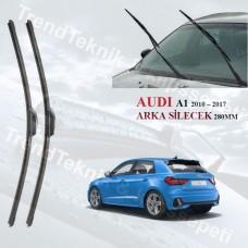 Silecek Seti Audi A1 2010 - 2017 RBW ARKA 280 MM HS504