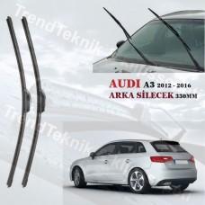 SILECEK AUDI A3 2012 - 2016 RBW ARKA SILECEK 330 MM HS507
