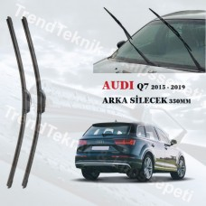 SILECEK AUDI Q7 2015 - 2019 RBW ARKA SILECEK 350 MM HS508