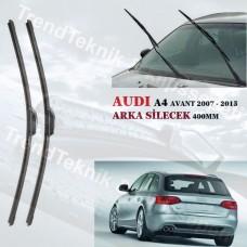 Silecek Seti Audi A4 AVANT 2007 - 2015 RBW ARKA 400 MM HS509