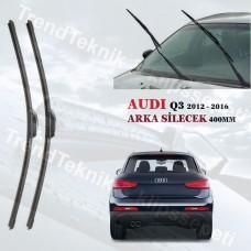 Silecek Seti Audi Q3 2012 - 2016 RBW ARKA 400 MM HS509