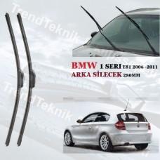 Silecek Seti BMW 1 Seri E81 2006 - 2011 RBW ARKA 280 MM HS510