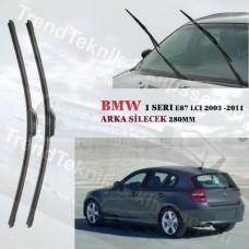 SILECEK BMW 1 E87 LCI 2003 - 2011 RBW ARKA SILECEK 280 MM HS510