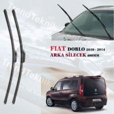 FIAT DOBLO 2010 - 2014 RBW ARKA CAM SILECEK 400 MM HS511