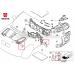 WURTH  BMW 1 2 3 4 5 6 7 8 SERI X1 X3 X4 X5 X6 Z3 Z4 Z8 MINI COOPER TAMPON HAVA SUSTURUCU PANDIZOT KLIPS 51481915964